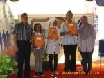 Winner of Talk Contest (EC Level)